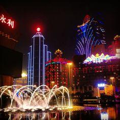 澳門 Macau in Municipality of Macau - Asian Games ' 2011