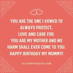 Funny and Sweet Happy Birthday Wishes for Mother and Mother in Law. Beautiful Birthday Wishes for Mom with cards and letters. Birthday Wishes For Mother, Beautiful Birthday Wishes, Happy Birthday Wishes, Vows, Birthday Wishes For Mom, Happy Bday Wishes, Happy Birthday Greetings, Birthday Wishes For Mum, Birthday Wishes