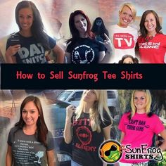 Discover how to sell Sunfrog tee shirts online and off using some ninja methods that are not often shared among internet marketers for free.