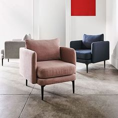 Shop living room from west elm. Find a wide selection of furniture and decor options that will suit your tastes, including a variety of living room. Living Room Chairs, Living Room Furniture, Furniture Sets, Modern Furniture, Home Furniture, Living Room Decor, Dining Chairs, Steel Furniture, Rustic Furniture