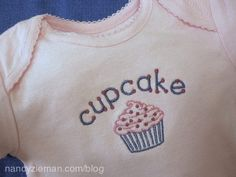 Learn embroidery techniques that will help you embellish children's cloths. Plus, there's a free embroidery download.