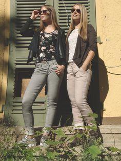 Heute haben wir wieder 2 wunderschöne Mädchen in 2 wunderschönen Hosen für Euch!  http://www.gluecksstern.de/Hosen/Nele-Skinny-grau-oil-washed.html  http://www.gluecksstern.de/Jeans/Petra-Roehre-altros-antik.html  #morning #lucky #star #monday #girls #like #love #gluecksstern #glück #mode #moda #fashion #style #photooftheday #photo