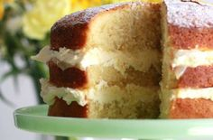 Lemon Madeira Cake RECIPE