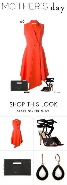 """""""Happy Mothers Day To All"""" by ksims-1 ❤ liked on Polyvore featuring Christian Dior, Gianvito Rossi, Michael Kors, Monet and Halcyon Days"""