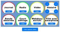 #ClasseTICE - Des outils TICE pour tous vos projets de classe