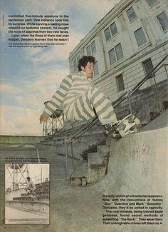 Mark Gonzales ripping Alcatraz