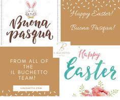 Buona Pasqua to our dear customers! We will be open for dinner over the Easter weekend, and only closed on Monday, as usual! We look forward to celebrating with you! 🐥🐰 #easter #pasqua #weekend #italian #restaurant #trattoria #pissouribay #limassol #cyprus  www.ilbuchetto.com