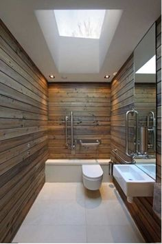 Bathroom ByNicholas Tye Arch.
