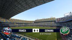 FRANCIA - GERMANIA 0-1 - MONDIALI BRASILE 2014 - 4-7-2014