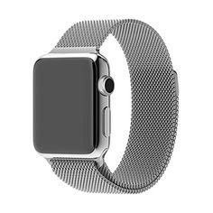 JXCN@42mm Best Milanese Loop Stainless Steel Bracelet Strap 35.99