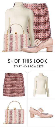 """""""Untitled #19588"""" by nanette-253 ❤ liked on Polyvore featuring dVb Victoria Beckham, Emanuel Ungaro, Alexander McQueen and Lanvin"""