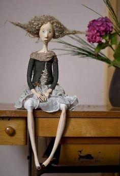 Paper Mache Sculpture, Soft Sculpture, Clay Dolls, Art Dolls, Fabric Dolls, Paper Dolls, Dolly Doll, Diva Dolls, Paperclay