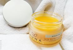 Huna Apothecary Skin Care Review with New Packaging! Skin Nutrition Balm.