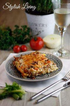 Vincisgrassi – eine etwas andere Art der Lasagne