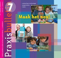 Jaargang 34, Praxisbulletin, nummer 7, verschijnt in maart 2017. Het themaboek over maakonderwijs.