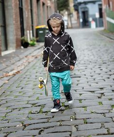 Australian brand Bandit Kids 'X Marks the Spot' SS14/15 collection | KID