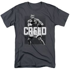 Check out our new item CREED/FINAL ROUND.... Just added today get it here http://everythinglicensed.com/products/mgm263-at-5