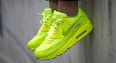 Nike Air Max 90 Neon Lime