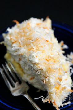 Coconut Cream Pie Recipe | Cooking | Add a Pinch | Robyn Stone