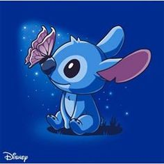 Butterfly Kisses (Stitch) T Shirt Disney TeeTurtle Funny Iphone Wallpaper, Cute Disney Wallpaper, Cute Cartoon Wallpapers, Disney Drawings, Cute Drawings, Stitch 626, Stich Disney, Lilo And Stitch Quotes, Stitch Drawing