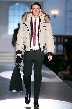 Dsquared² | Fall 2005 Menswear Collection | Style.com