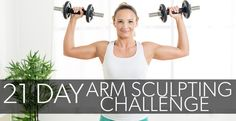 21 Day Arm Challenge!
