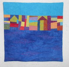 Lake house Quilt
