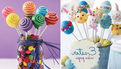 Кейк попс и кейк болс — самые маленькие в мире торты и пирожные | Самое маленькое в мире