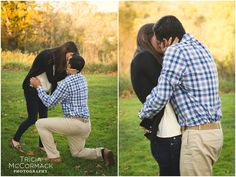 Surprise Proposal at Norman Rockwell Museum - Tricia McCormack Photography
