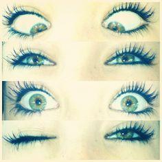 Madison's Beautiful eyes