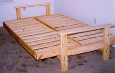 Plans to build Futon Bed Frame Plans PDF download Futon bed frame