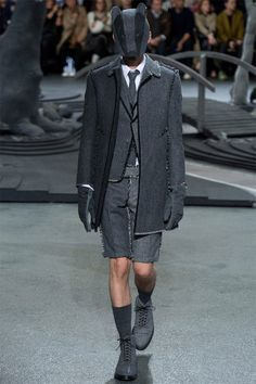 Fucking Young! » Thom Browne Fall/Winter 2014