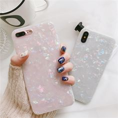 For iPhone 8 7 Plus XS Max XR Marble Shockproof Silicone Protective Case Cover. For iPhone For iPhone Plus. F or iPhone XR Shockproof Clear Case Cover (accessory only ). For iPhone XS Max Sparkly Phone Cases, Cheap Cell Phone Cases, Best Cell Phone, Iphone Cases, Samsung Cases, Galaxy S7, Galaxy Note, Samsung Galaxy, Silicone Phone Case