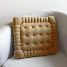 Would you like a cracker with that chair?