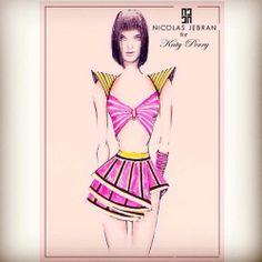 Katy Perry's Prismatic Tour Costumes   Harper's Bazaar