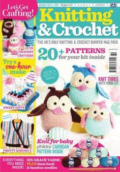 LGC Knitting & Crochet issue 69 preview