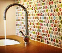 Beautiful Backsplashes 25 Creative Kitchen Backsplash Ideas (11)