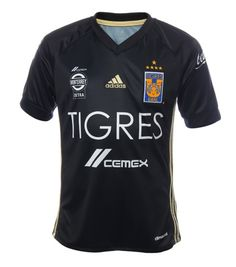 detailed look 87e19 abff1 Adidas andre pierre gignac tigres uanl 5 stars youth third jersey 2017