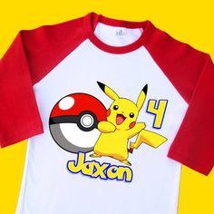 Pokemon Pikachu T-Shirt Go Pokeball Unisex Offiziell Geschenk Bedrucktes