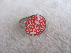 Wesega / Červený ornament