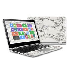MightySkins Protective Vinyl Skin Decal for HP Pavilion x360 - 13t Touch Laptop…