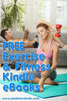Free Exercise and Fitness Kindle eBooks http://madamedeals.com/kindle-free-ebooks-fitness/ #free #ebooks #inspireothers