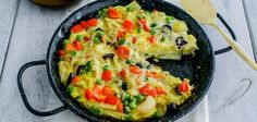 Omelet, Quiche, Macaroni And Cheese, Breakfast, Ethnic Recipes, Food, Eggs, Seeds, Omelette