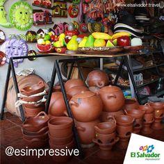 El Salvador Hand-Made Products