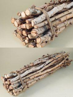 Oltre 25 fantastiche idee riguardo rami di betulla su pinterest vacanze invernali artigianato - Rami secchi decorativi ...