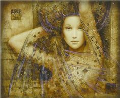 """Park West Gallery artist Csaba Markus' """"Pure Love"""" artwork was selected as one of the Top 10 Most Sensual Paintings, according to The Toronto Sun."""