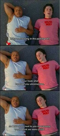 Lol.. Turk and JD