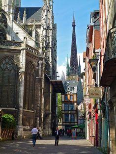 Rouen, Haute-Normandie, France