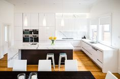Camberwell Project - contemporary - Kitchen - Melbourne - Urban Kitchens