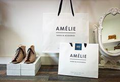 Amélie – Shoes & Accesories #branding #logo